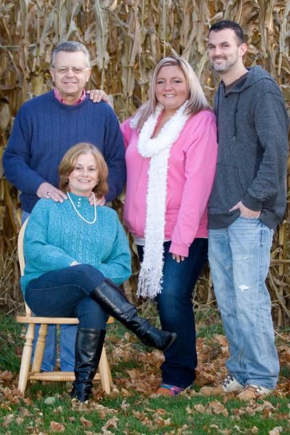 Family shoot - October 2015