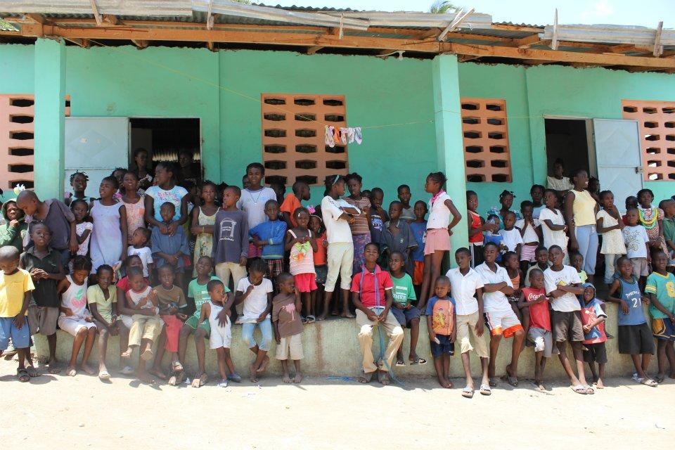 haiti children orphanage Jeremie mission