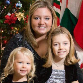 Abby and girls - 2012
