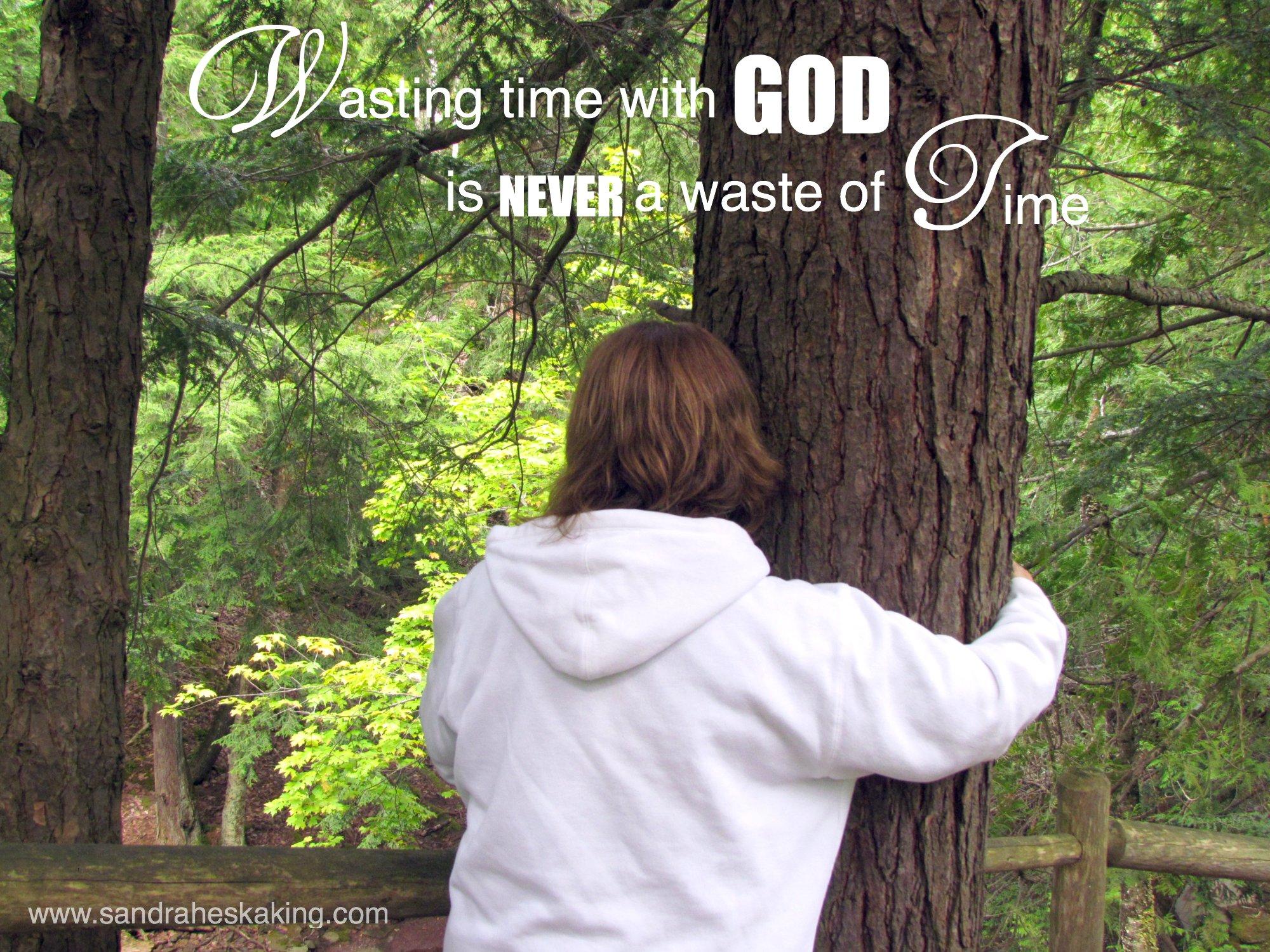 still saturday: wasting time