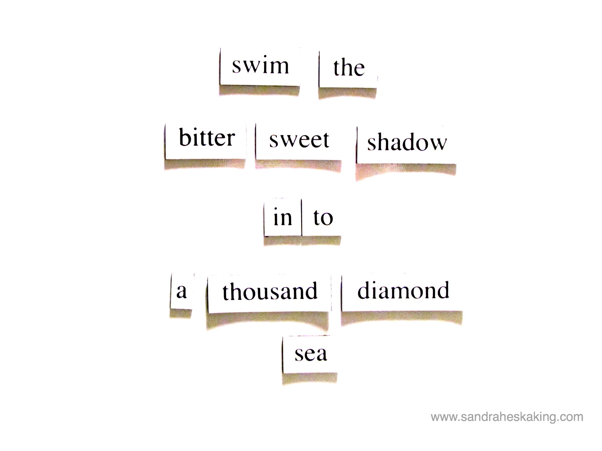 at poem diamond writings the last igloosunday an of