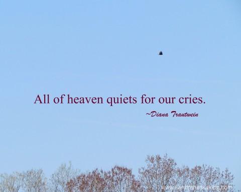 heaven quiets