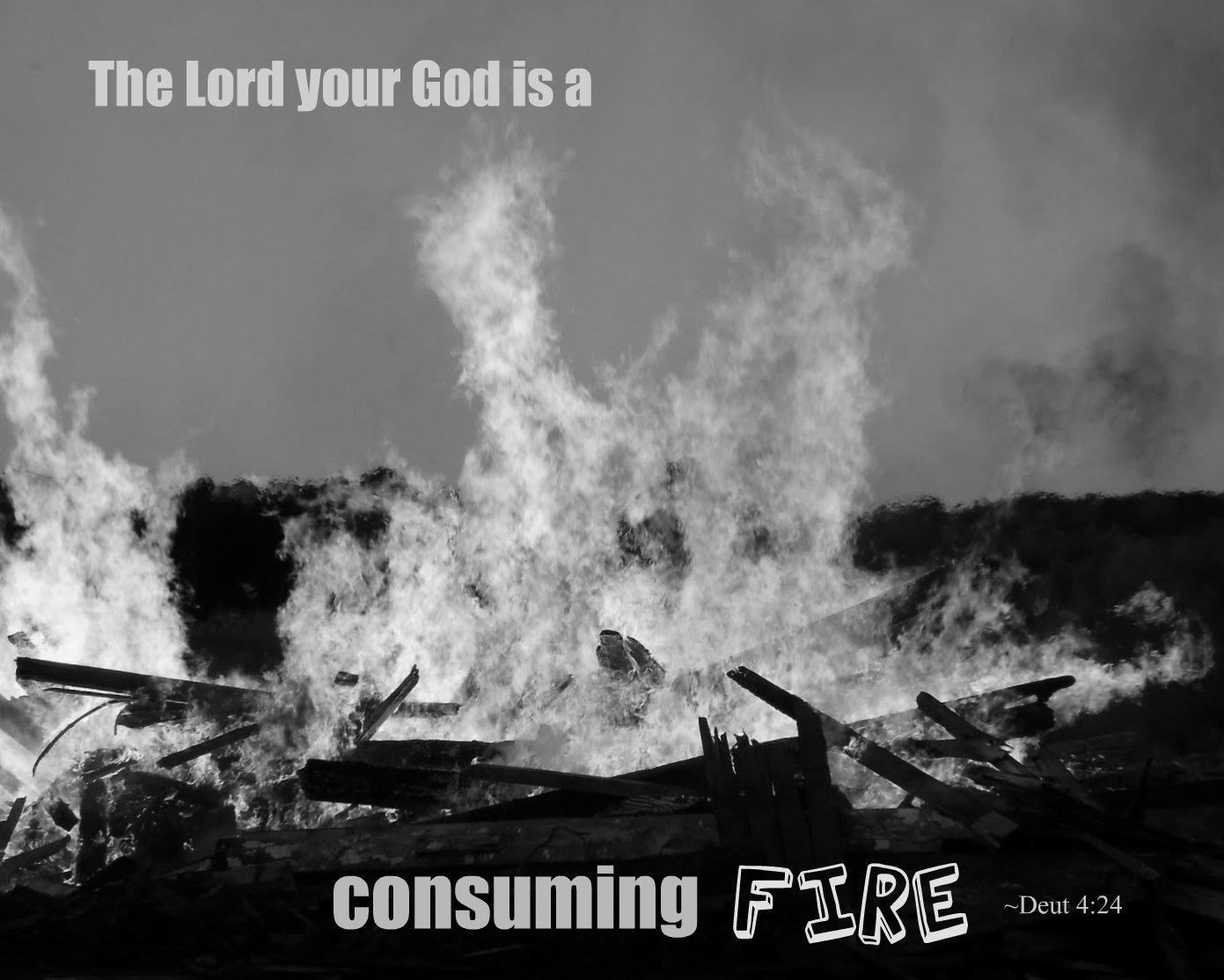 when God smokes