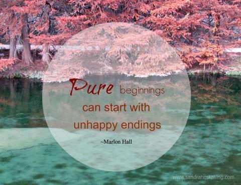 pure beginnings