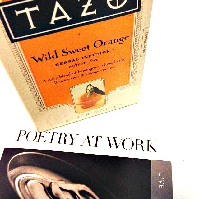 poetry at work: my workspace