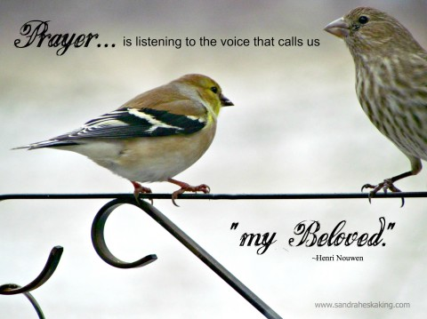 prayer my beloved