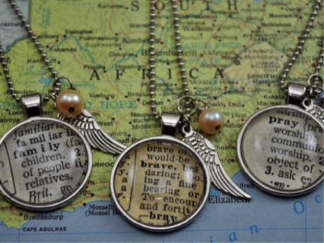 Maubane necklaces