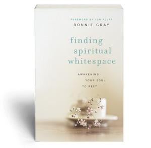 Spiritual Whitespace book