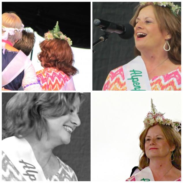 Alpenfest Queen Pageant 2014