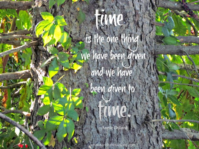 give us time