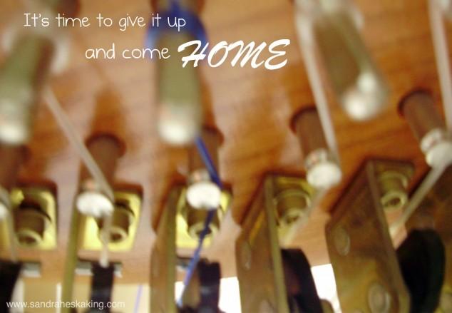 harp blur home