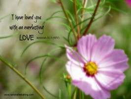 Scripture Sunday: Everlasting Love