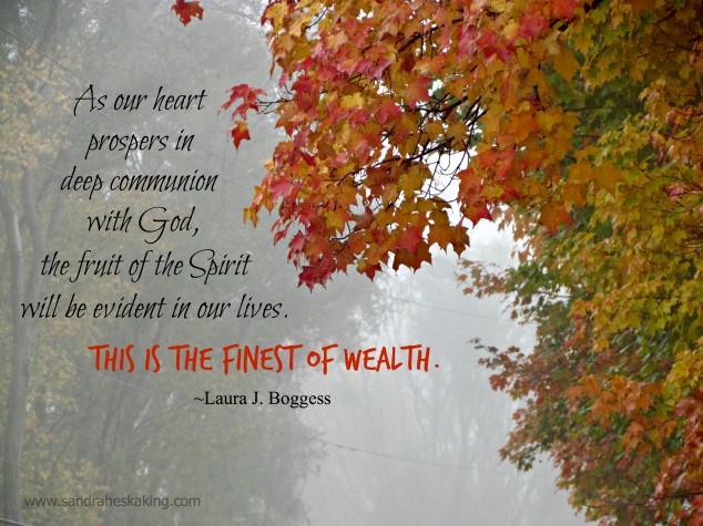 finest wealth