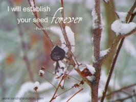seed of Yahweh