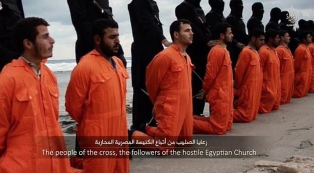 Egyptian martyrs