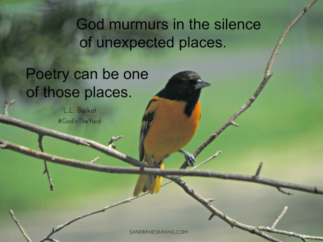 ORIOLE - POETRY